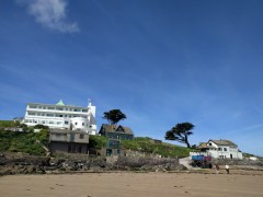 Burgh Island May 2017: A quick weekend jaunt down to Devon to stay at the Burgh Island Hotel, back by way of Dartmouth (very briefly) and Starcross to say a quick hello to Dad.