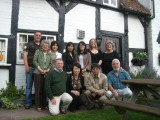Chie's Family in the UK: Chie's family came to the UK for a week and a bit, to meet my family, and take in a few sights on the way round.
