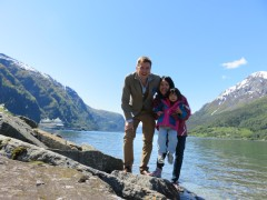 Norwegian Fjords Cruise June 2015: A week long cruise around the Norwegian Fjords.
