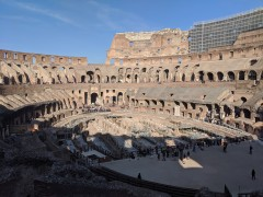Italy October 2019: A week's trip to Italy taking in Florence, Pisa, Genoa and Rome.