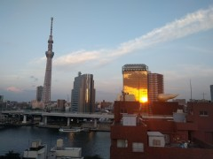 Japan June 2017: A couple of nights in Tokyo followed by the rest of the week in Hiroshima to see Chie and Erika at the end of their longer trip to Japan.