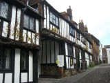 Rye: A daytrip to visit the charming coastal (ish) town of Rye.