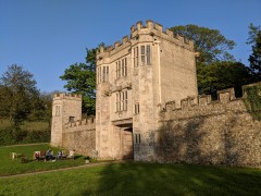 Shute Gatehouse: A weekend stay at the Shute Gatehouse near the Devon / Dorset border.