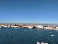 Venice and Florence October 2017: A week's stay in Venice during half term week followed by a night in Florence to attend Lorenzo and Olya's wedding.