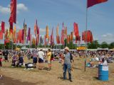 Glastonbury Festival: Mine and Chie's first trip to the legendary music festival.
