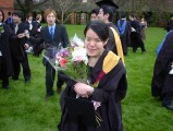 Gyosei Graduation Day 2002: A load of pictures and videos from Gyosei College's graduation day and the drinking party that followed.