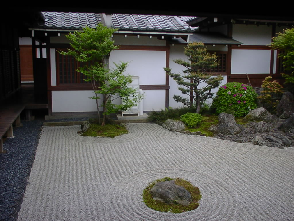 Arrangements for small gardens for Zen garden designs plan