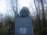 Karl Marx: What better way to spend a Sunday afternoon than to go and find where Karl Marx is buried?