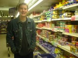 Sainsbury's/My Flat: First pictures with my second digital camera! A trip to Sainsbury's followed by a meal in my flat.