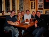 Pangbourne and Whitchurch Pub Crawl: A kind of filling-in session, for the pubs missed and people not present during the previous week's pub crawl.