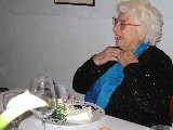 Grandmother's Birthday: My Grandmother turns 85!! A great occasion for a family reunion!