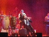 Elio e le Storie Tese: The concert of my favourite Italian band, Elio e le storie Tese, a great band, satirical/humorous rock band, absolutely great!